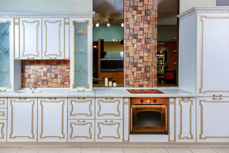 Пример изготовленной кухни 2